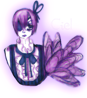 Ciel Lavenderhive by Omnipotent-Mondays