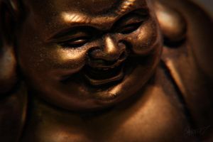 buddah by AmeenS