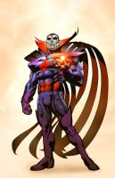 Mr Sinister by TeoGonzalezColors