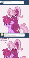 Cheerilee tumblr thing by CookieSkoon