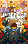 UNDERCOP cover by Booter-Freak