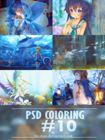 PSD COLORING #10 by BCaves