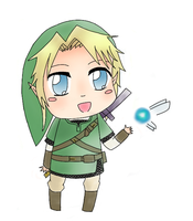 Chibi Link by EmailinasBrother