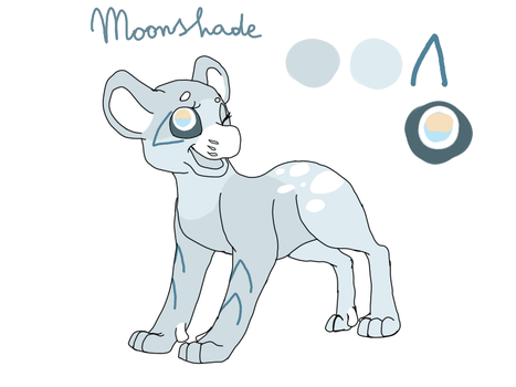 New evoloon Moonshade by Tama1313