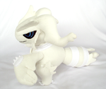 DX Reshiram Side by xBrittneyJane