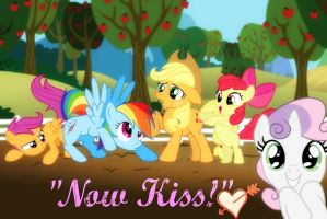 Now Kiss! Cover by Ezrienel