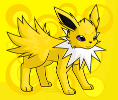Jolteon by FlareAKACuteFlareon