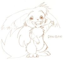Ponbon by RickGriffin