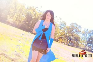 Final Fantasy VIII Rinoa by Piccolapiplup