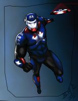 Captain America SE by Chizel-Man