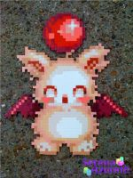 Crystal Chronicles Moogle by SerenaAzureth