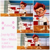 PHOTOPACK Mr peabody and Sherman  by Xu-Lena