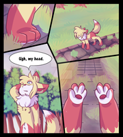 Furotion's Legend Chapter 0 Page 2 by Zander-The-Artist