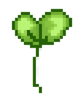 Pixel Sprout 2 by yuitea