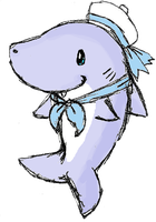 Baby Shark Adoptable by Tamochi-Chan