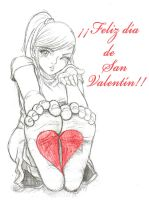 Happy Valentine's Day by pirata3