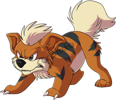 Go Arcanine! by Cocotato