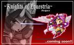 Mlp KNIGHTS OF EQUESTRIA: CADENCE teaser by ShoNuff44