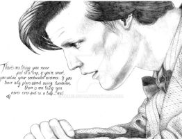 Matt Smith- My Doctor by xDMelissar