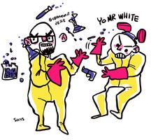 breaking bad in a nutshell by SIIINS