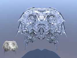 The Ice Owl by Aexion