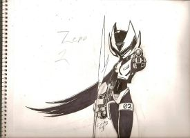 Female Zero by anarchyguyver2004