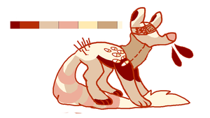 Custom Adoptable: Injured by stankylegexpress