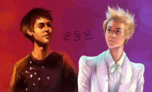Son Dongwoon by thecapturedspy