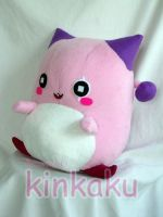 Plush Maplestory : Pinkbean by kinkaku