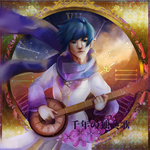 KAITO: Thousand Year Solo by goillust