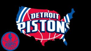 NBA USA:Detroit Pistons by DevilDog360