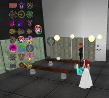 Spira Hud at Second Life by Renmiri