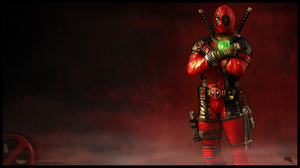 Deadpool by MarcMons007