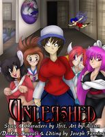 Unleashed Cover by AkuOreo