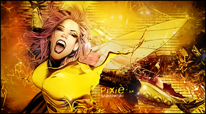 Pixie X-men Vers2 by Shad0wfall