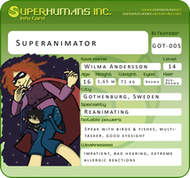 Superanimator by MrTwinklehead