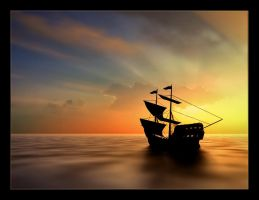 My Dream Boat by Hassan9