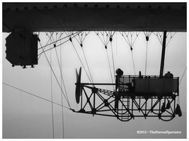 Zeppelin by TheEternalSpectator
