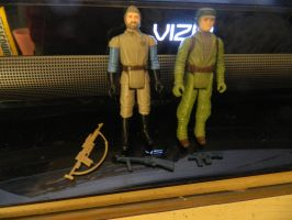 More Star Wars figures by Champineography