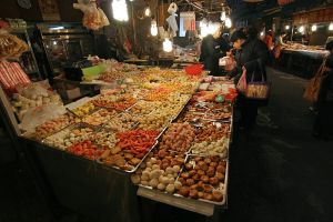 Food stall by patchow