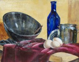 Still Life with a Wisk by redawson