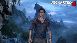 Uncharted - 4 Wallpaper By Ashish by Ashish-Kumar
