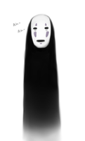 No Face by GorillazGirl1