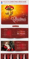 Christmas - Brochure Template by DOMDESIGN
