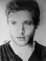Jensen Ross Ackles by emanci