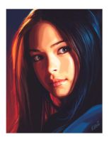 Kristin Kreuk by ryanorosco