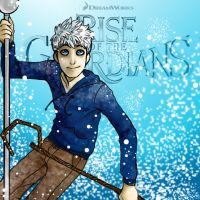 Jack Frost by CrystalthaFox
