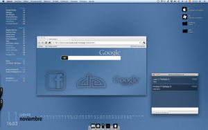 Mac desktop 2 by Mr-JC