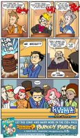 PARODY PARADE: Phoenix Wright Ace... 01 by kevinbolk