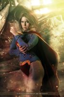 Supergirl V - New 52 - DC Comics by WhiteLemon